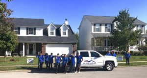 Big Blue Roofing Company Lexington KY