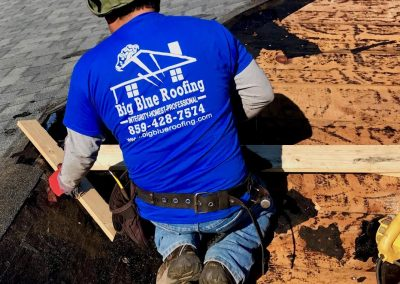 Big Blue Roofing Roof Replacement Company Lexington KY