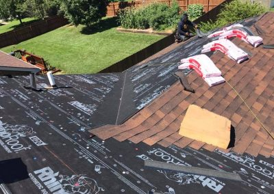 Shingle Roof Replacement Lexington KY